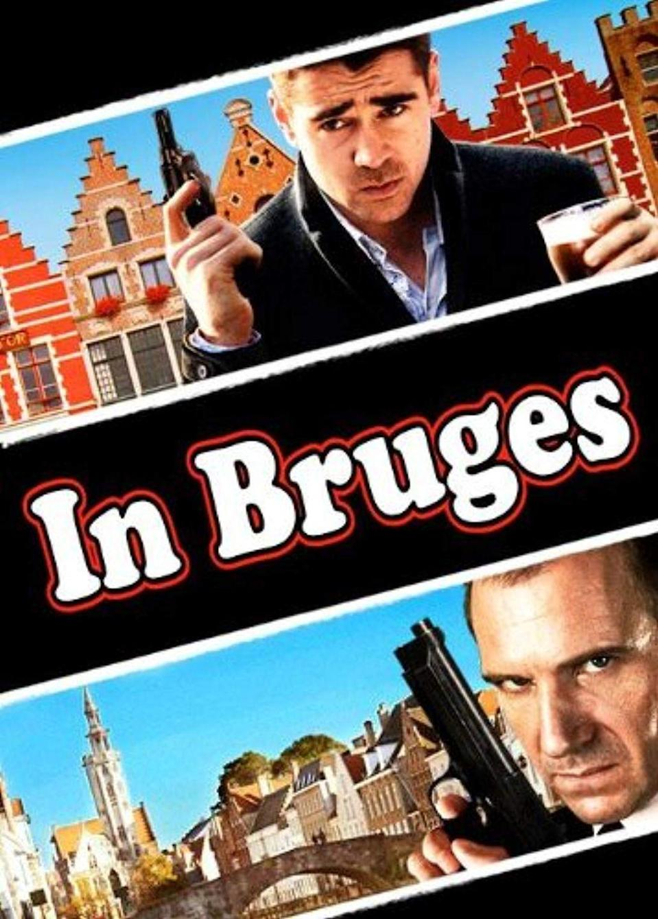 """<p>Christmas is mentioned only a few times in this movie — but if you're not in the mood for a family flick or rom-com, try this dark comedy set during the holiday season instead.</p><p><a class=""""link rapid-noclick-resp"""" href=""""https://www.amazon.com/Bruges-Colin-Farrell/dp/B002ZBZF9I/?tag=syn-yahoo-20&ascsubtag=%5Bartid%7C10055.g.1315%5Bsrc%7Cyahoo-us"""" rel=""""nofollow noopener"""" target=""""_blank"""" data-ylk=""""slk:WATCH NOW"""">WATCH NOW</a></p>"""