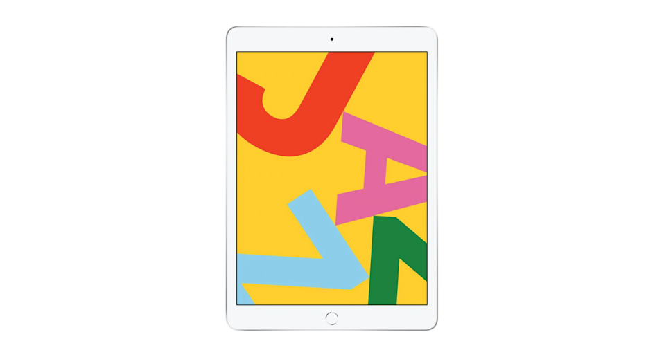 "iPad 7 Apple 32GB Tela Retina 10,2"" Wi-Fi"