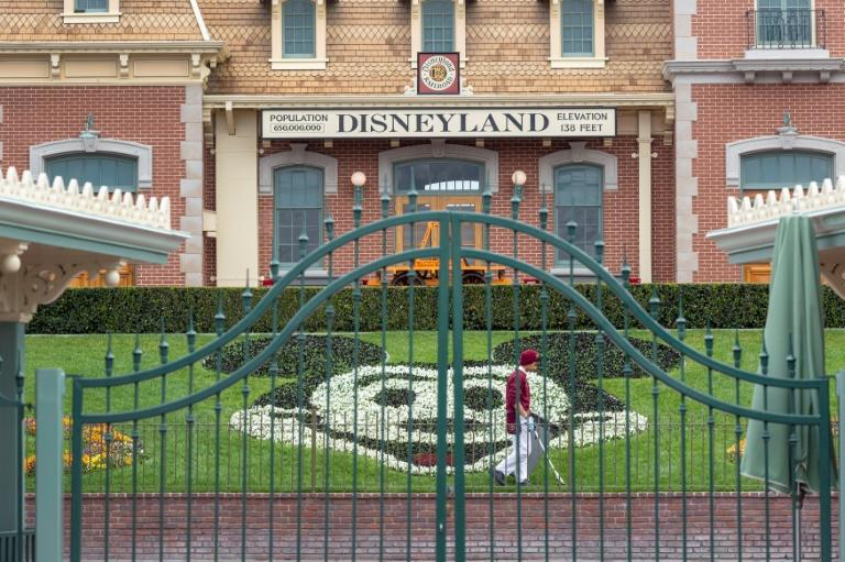 Disneyland in California was due to open on July 17, 2020 but has said its gates will now stay closed owing to the virus resurgence, without naming a new date