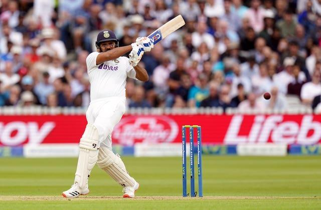 Rohit Sharma's century turned the match in India's favour