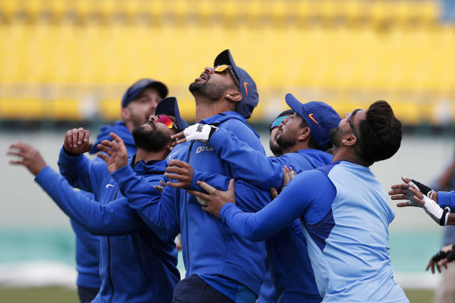 The two remaining ODIs between India and South Africa in Lucknow and Kolkata were on Friday called off owing to the Covid-19 threat as the country's sports calendar continued to go haywire because of the global pandemic. (PTI)