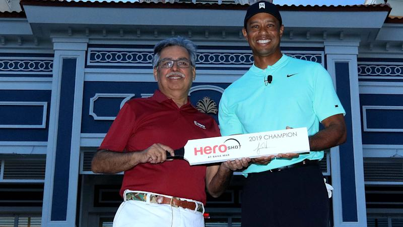 Tiger Woods knows he must 'do everything right' to catch Jack Nicklaus