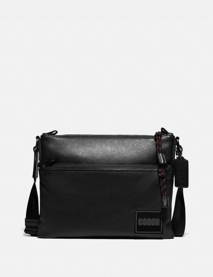 Pacer Crossbody With Coach Patch - Coach Outlet, $89 (originally $295)