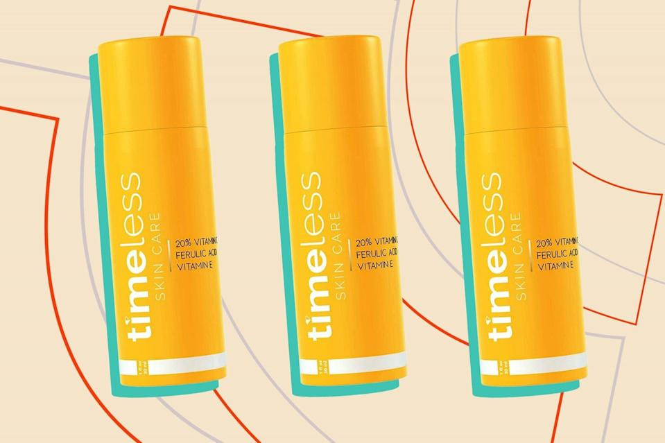 """The Vitamin C Serum That Sells Every Minute Gives Shoppers """"Brighter and Firmer"""" Skin"""