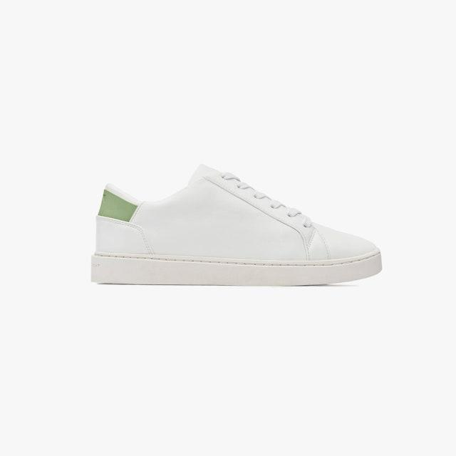 "$120, THOUSAND FELL. <a href=""https://www.thousandfell.com/products/womens-lace-up-green"" rel=""nofollow noopener"" target=""_blank"" data-ylk=""slk:Get it now!"" class=""link rapid-noclick-resp"">Get it now!</a>"
