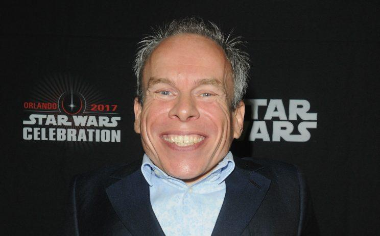 Davis… has landed a role in the new Han Solo movie – Credit: Getty