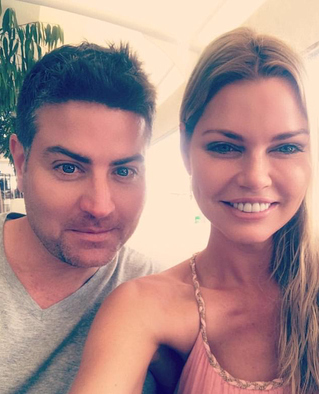 They've been dating since meeting on The Bachelorette earlier this year. Source: Instagram/SophieMonk