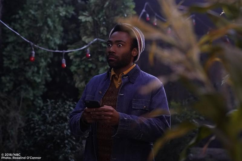 Childish Gambino Visits 'A Kanye Place' in Funny 'SNL' Sketch