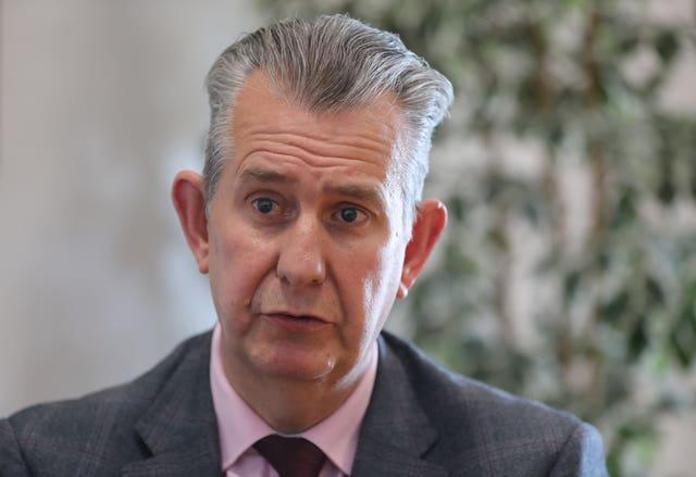 Edwin Poots interview