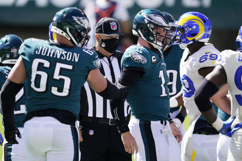 Eagles land high on list of NFL teams with the most to gain or lose in Week 3