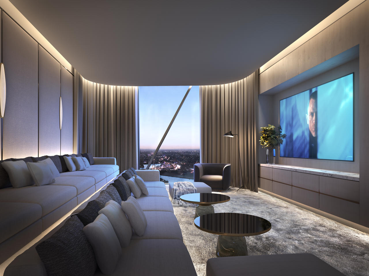 A look inside Australia's most EXPENSIVE apartment