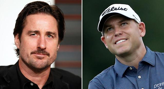 Professional golfer Bill Haas is recovering after a deadly car crash in Los Angeles that also involved Actor Luke Wilson (Getty)