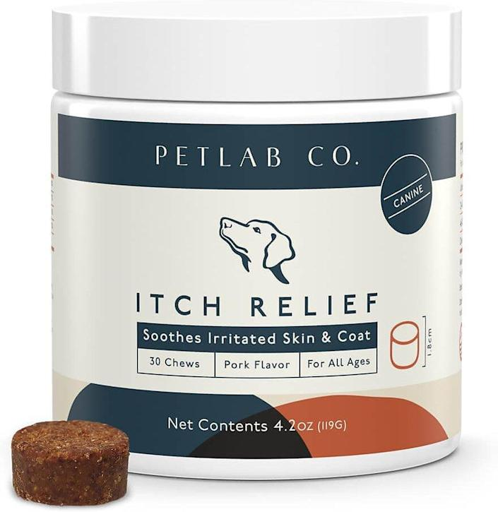 pet lab co itch relief