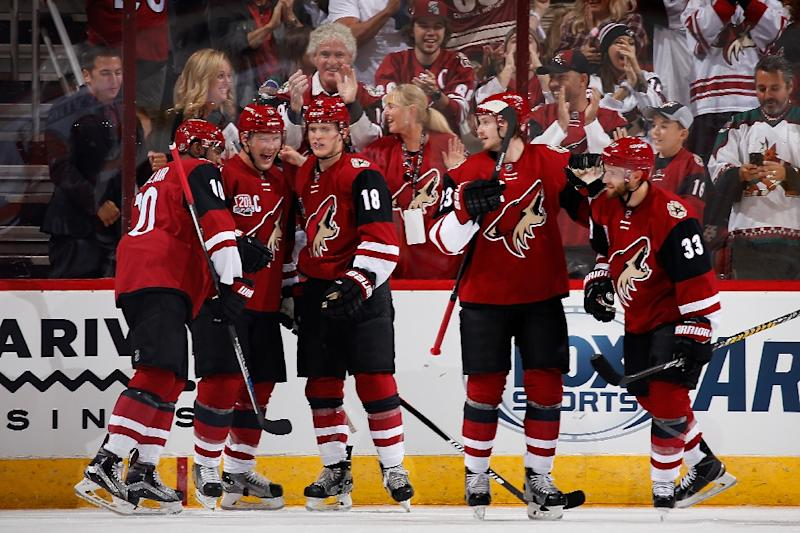 Arizona Coyotes Announce Plans For New Hockey Arena