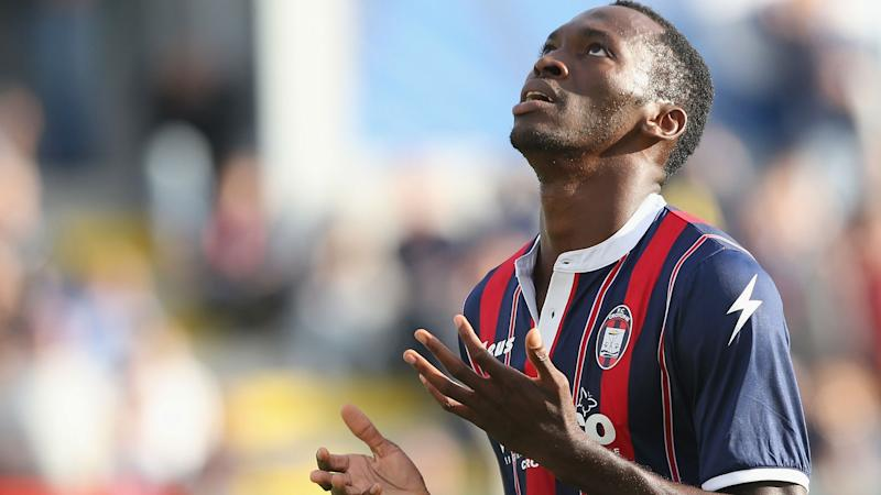 Crotone's Nwankwo bags hat-trick in Roccella demolition