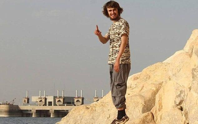 Jack Letts was 18 when he left his Oxfordshire home to join the Islamic State terror group in Syria in 2014.