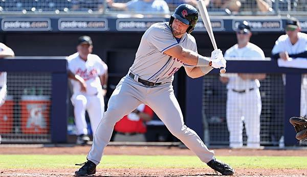 MLB: Tebow schlägt Homerun in Double-A-Debüt