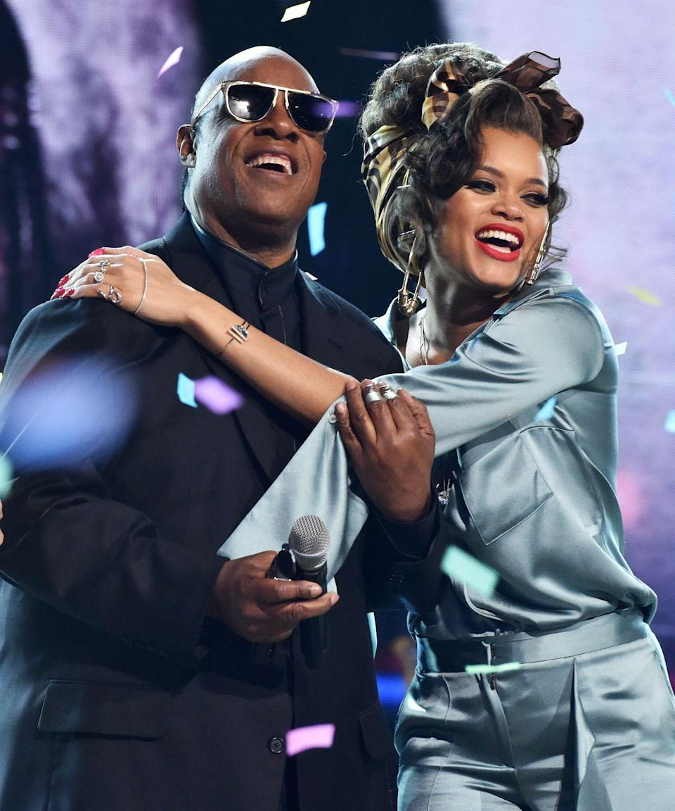 """<p>This song was originally released as part of Stevie Wonder's 1967 Christmas album, but in 2016 he recorded this breathtaking version with soul singer Andra Day. </p><p><a class=""""link rapid-noclick-resp"""" href=""""https://www.amazon.com/Someday-Christmas-Stevie-Wonder-Andra/dp/B01NBHTS5R?tag=syn-yahoo-20&ascsubtag=%5Bartid%7C10055.g.2680%5Bsrc%7Cyahoo-us"""" rel=""""nofollow noopener"""" target=""""_blank"""" data-ylk=""""slk:AMAZON"""">AMAZON</a> <a class=""""link rapid-noclick-resp"""" href=""""https://go.redirectingat.com?id=74968X1596630&url=https%3A%2F%2Fitunes.apple.com%2Fus%2Falbum%2Fsomeday-at-christmas-single%2F1060903456&sref=https%3A%2F%2Fwww.goodhousekeeping.com%2Fholidays%2Fchristmas-ideas%2Fg2680%2Fchristmas-songs%2F"""" rel=""""nofollow noopener"""" target=""""_blank"""" data-ylk=""""slk:ITUNES"""">ITUNES</a></p>"""