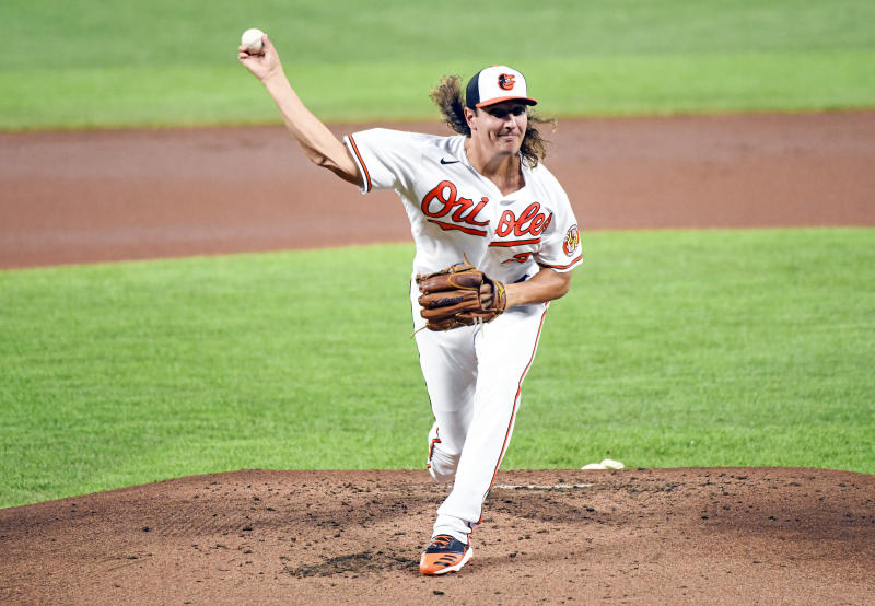 The Orioles would be a playoff team if the season ended today. (Photo by Mark Goldman/Icon Sportswire via Getty Images)