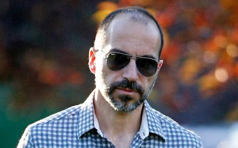 Dara Khosrowshahi said he had asked for a thorough investigation into the handling of the hack - Credit: EPA