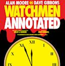 """<p>Alan Moore and Dave Gibbons's masterwork, considered the most influential graphic novel of all time (and subject of a not-so-influential Zack Snyder movie), gets a deluxe hardcover treatment that is a must for any pop-culture fans. This massive edition contains previously unseen source material and detailed marginalia that explains the story's references, from forgotten comic callbacks to 1980s political culture to the competing philosophies that inform a story that is still relevant today.<br><strong>Buy: <a href=""""https://www.amazon.com/Watchmen-Annotated-Leslie-S-Klinger/dp/1401265561"""" rel=""""nofollow noopener"""" target=""""_blank"""" data-ylk=""""slk:Amazon"""" class=""""link rapid-noclick-resp"""">Amazon</a></strong> </p>"""
