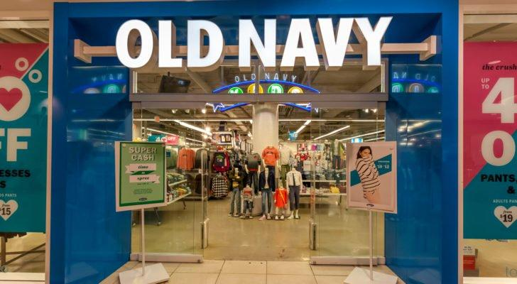 Old Navy Opening More Stores, Plans for 800 More Locations