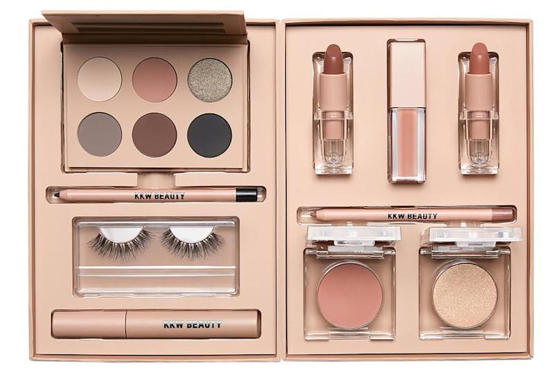 This set features lipsticks, eyeshadows, highlighters, and more. (Photo: Ulta)