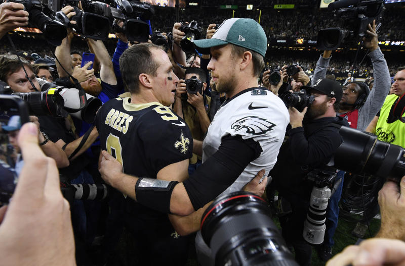 512ce72ca27 Eagles face tough offseason decisions, starting with Foles