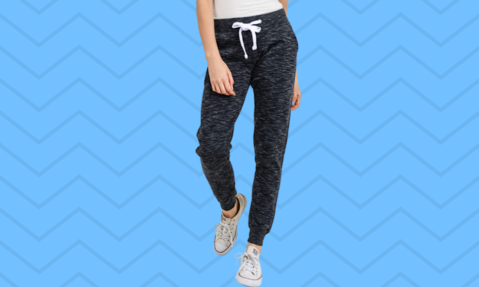 On-trend and perfectly fitted, meet your new fave joggers.