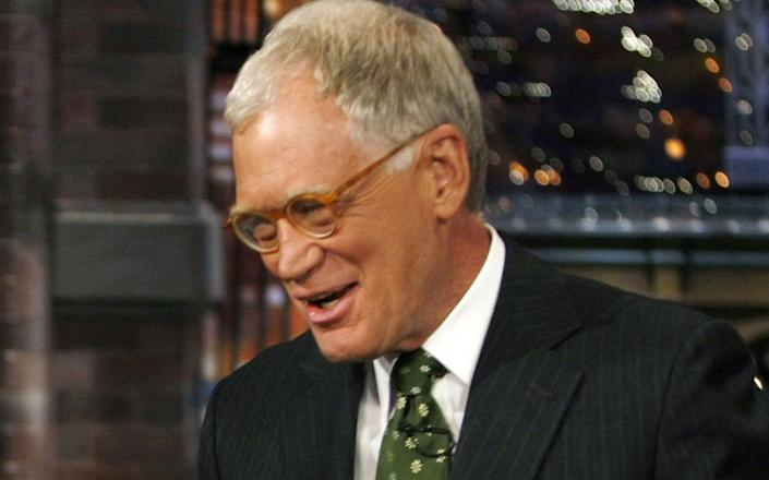 David Letterman's old interviews are resurfacing online - Reuters