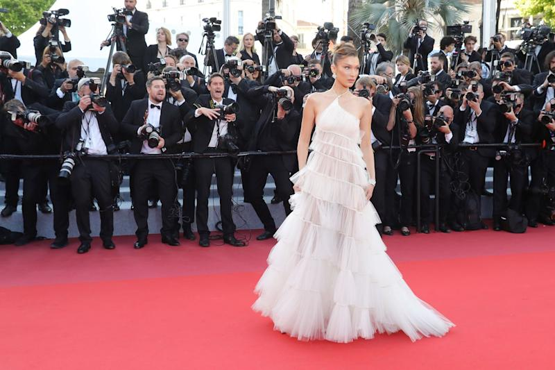 Past and present: Kangana Ranaut at Cannes Film Festival