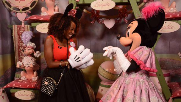 PHOTO: Schoolteacher Patrice Jenkins was surprised by 'GMA' with a trip to visit various Disney parks around the world. (Courtesy Patrice Jenkins)