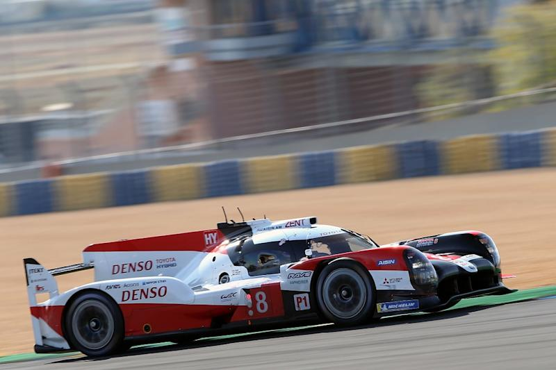 Toyota secure hat-trick of Le Mans 24 Hours wins