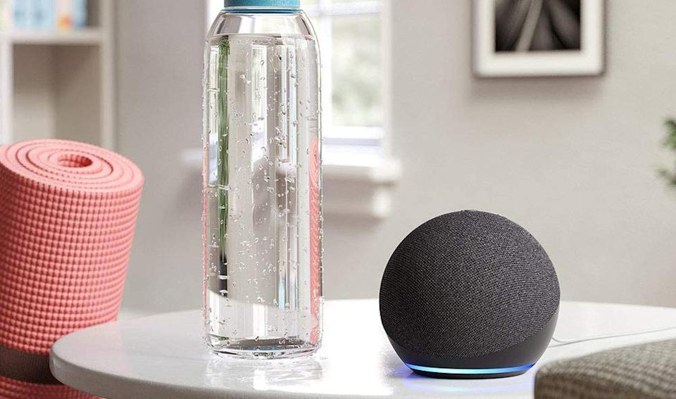 A 40 percent saving on this smart-home marvel? Dot's the ticket! (Photo: Amazon)