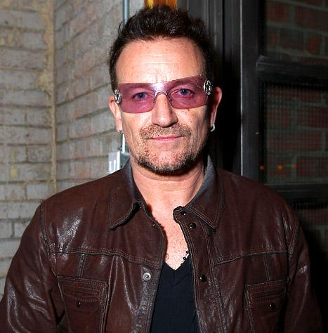"""Facebook IPO to Make Bono the """"Richest Man in Rock"""""""