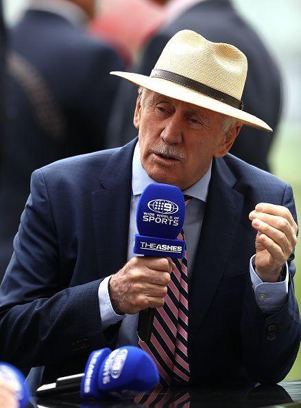 Ian Chappell - Known for his expert opinions and neutral views