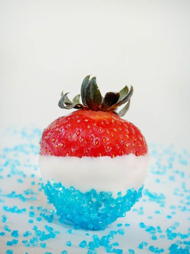 """<p>Chocolate-covered strawberries are nice and all, but have you ever soaked 'em in booze?</p><p><a href=""""http://frostingandasmile.com/archives/2316"""" rel=""""nofollow noopener"""" target=""""_blank"""" data-ylk=""""slk:Get the recipe from Frosting and a Smile »"""" class=""""link rapid-noclick-resp""""><em>Get the recipe from Frosting and a Smile »</em></a></p>"""