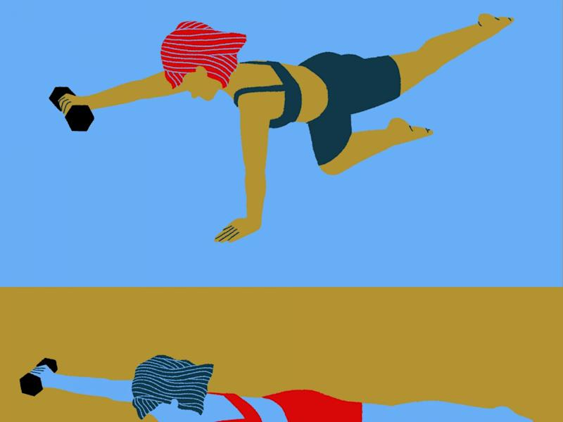 This 30-Day Pilates Workout Challenge Will Work Your Core