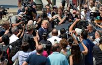 US presidential candidate Donald Trump's biggest strength has been his love-hate relationship with the media which covered him obsessively, well before he became president