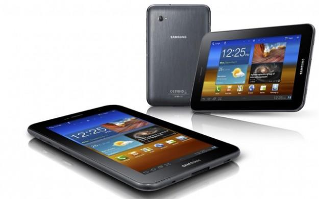 Samsung Galaxy Tab 7.0 Plus tablet release date confirmed for November 13