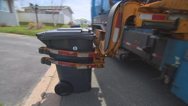 Some St. John's neighbourhoods easier than others for automated garbage collection