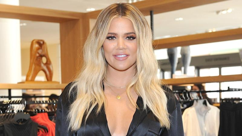 f37b759166fa38 Khloe Kardashian s Hairstylist Justine Marjan Dishes on the Exact Products  She Uses on Her Celeb Clients