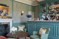 """<p>You don't need to jump on a plane to experience the decadence of a Four Seasons hotel. In fact, there's one sitting majestically in the Hampshire countryside just outside London. This elegant Georgian manor house has everything you need for a fun weekend right there on site. </p><p>There's a horse riding stables, clay pigeon shooting, two floodlit tennis courts, and a state-of-the-art spa and pool. All finished in an upscale country decor. So what are you waiting for? Pack a bag and jump in the car... </p><p><strong>Distance from London by car: </strong>Around an hour's drive from Central London.</p><p><a class=""""link rapid-noclick-resp"""" href=""""https://go.redirectingat.com?id=127X1599956&url=https%3A%2F%2Fwww.booking.com%2Fhotel%2Fgb%2Ffour-seasons-hampshire.en-gb.html%3Faid%3D2070929%26label%3Dhotels-outside-london&sref=https%3A%2F%2Fwww.redonline.co.uk%2Ftravel%2Finspiration%2Fg34469437%2Fhotels-outside-london%2F"""" rel=""""nofollow noopener"""" target=""""_blank"""" data-ylk=""""slk:CHECK AVAILABILITY"""">CHECK AVAILABILITY</a></p>"""
