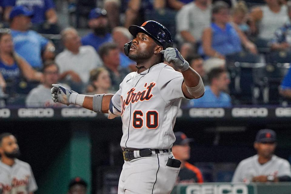 Akil Baddoo has an .828 OPS in the majors as a 22-year-old with no previous experience above High-A ball.