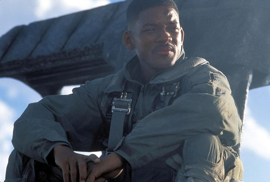 "<a href=""http://movies.yahoo.com/movie/contributor/1800019959"">Will Smith</a> in 20th Century Fox's <a href=""http://movies.yahoo.com/movie/1800022581/info"">Independence Day</a> - 1996"