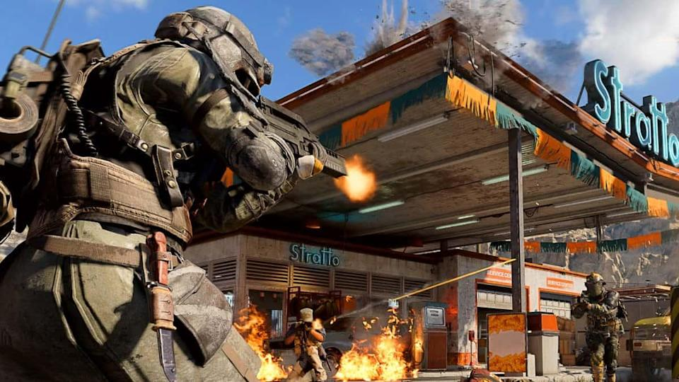 """A still from Activision game """"Call of Duty: Black Ops Cold War"""""""