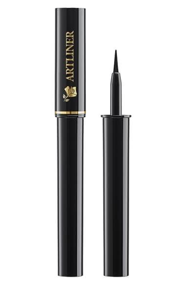 <p>Create the perfect bold, winged liner with the <span>Lancôme Artliner Precision Point Liquid Eyeliner</span> ($25, originally $31).</p>