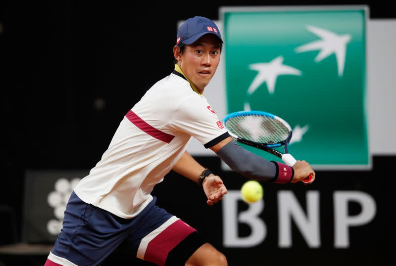 Nishikori not rushing comeback after first win in a year