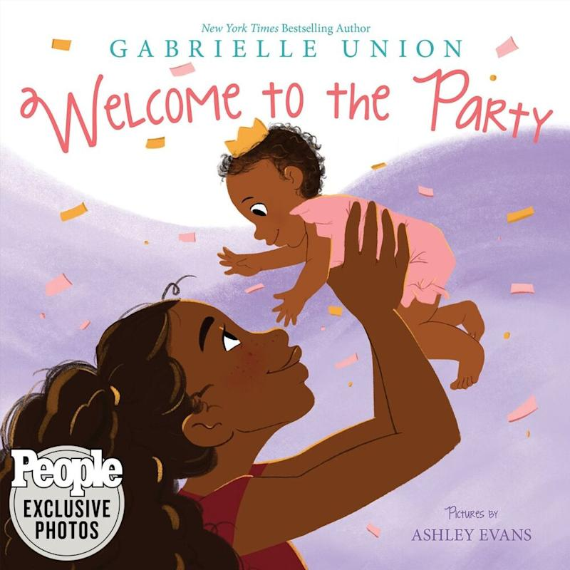 Welcome to the Party by Gabrielle Union | Harper Collins Publishers