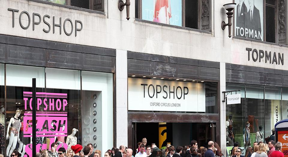 Topshop have a policy which allows children aged 14 to work in factories. [Photo: Getty]